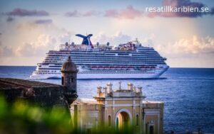 Karibien kryssning